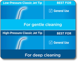 Waterpik Cordless Waterflosser WP 360