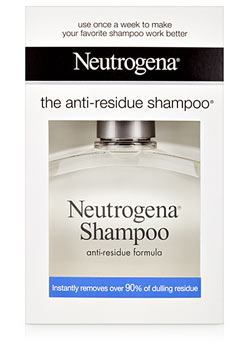 Neutrogena Shampoo, Anti-Residue Formula Product Shot