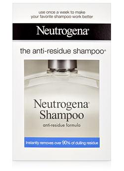 Neutrogena Shampoo, Anti-Residue Formula Product Shot