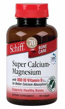 Schiff Super Calcium-Magnesium Product Shot