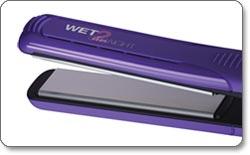 Remington Wet2Straight 1-Inch Slim Plate Wet/Dry Straightening Iron