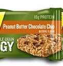PowerBar Harvest Energy Bar, Peanut Butter Chocolate Chip (Pack of 15)
