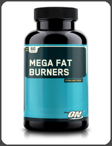 Optimum Nutrition MEGA FAT BURNERS