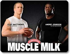 CytoSport Muscle Milk Chocolate (2.47 pounds) Product Shot