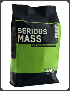 Optimum Nutrition SERIOUS MASS, Vanilla