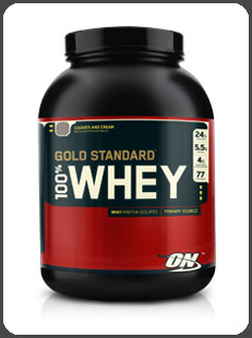 Optimum Nutrition GOLD STANDARD 100% WHEY, Cookies And Cream