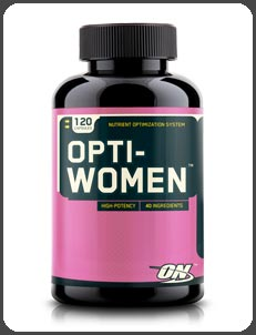 Optimum Nutrition OPTI-WOMEN (WOMEN'S MULTIPLE)