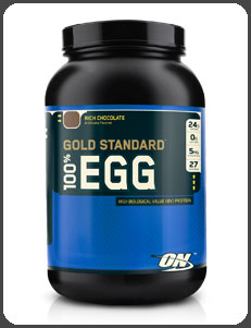 Optimum Nutrition 100% EGG PROTEIN, Rich Chocolate