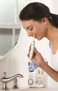 Waterpik Water Flossers are the easy and more effective way to floss