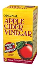 Nature's Bounty Original Apple Cider Vinegar (90 Tablets)