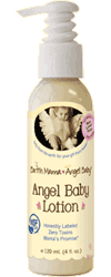 Earth Mama Angel Baby Angel Baby Lotion 4oz