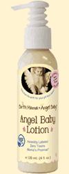 Earth Mama Angel Baby Angel Baby Lotion 4oz