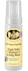 Earth Mama Angel Baby Angel Baby Shampoo and Body Wash 5.3oz