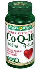 Nature's Bounty Co Q-10 Q-Sorb 200 mg (30 + 15 Bonus Softgels)