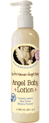 Earth Mama Angel Baby Angel Baby Lotion 8oz