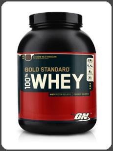 Optimum Nutrition GOLD STANDARD 100% WHEY, Extreme Milk Chocolate