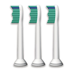 Philips Sonicare HX6013/90 ProResults Brush Head Standard, 3-Pack Product Shot