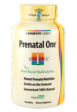 Prenatal One Multivitamin (150 Tablets) Product Shot