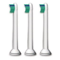 Philips Sonicare HX6023/90 ProResults Compact Brush Heads, 3-Pack Product Shot