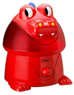 Crane Ultrasonic Cool Mist Humidifier, Dragon (1 Gallon) Product Shot