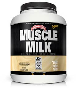 CytoSport Muscle Milk Cookies (4.94 Pounds) Product Shot