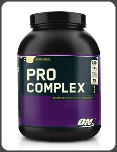 Optimum Nutrition PRO COMPLEX, Creamy Vanilla