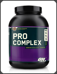 Optimum Nutrition PRO COMPLEX, Rich Milk Chocolate