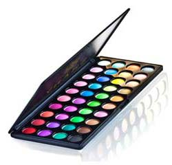 SHANY Boutique Eyeshadow Palette (Set of 40 Colors) Product Shot