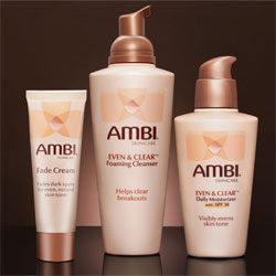AMBI Facial Care Kit Product Shot