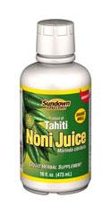 Sundown Naturals Noni Juice Liquid (16 Fluid Ounces)