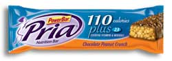 Pria 110 Plus Nutrition Bar