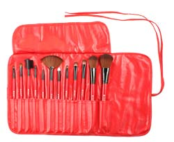 SHANY Professional 13-Piece Cosmetic Brush Set with Pouch Product Shot