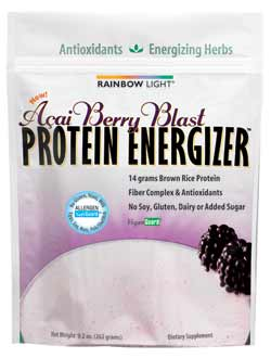 Protein Energizer Acai Berry (9.2 Ounces) Product Shot