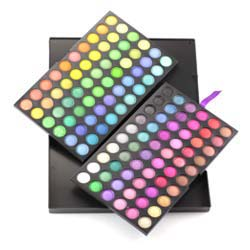 SHANY Bold and Bright Collection Vivid Eye Shadow Palette (Set of 120 Colors) Product Shot