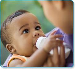 Nutramigen Baby Shot