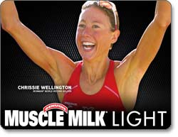 CytoSport Muscle Milk Light Strawberries 'n Creme (1.65 pounds) Product Shot