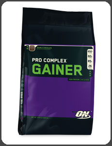Optimum Nutrition PRO COMPLEX GAINER, Double Chocolate