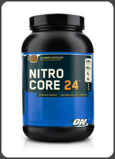 Optimum Nutrition NITROCORE 24, Ultimate Chocolate