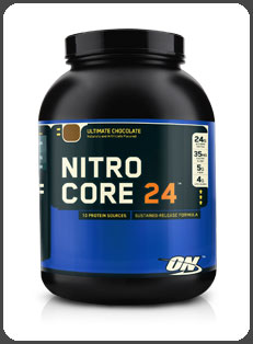 Optimum Nutrition NITROCORE 24, Ultimate Chocolate