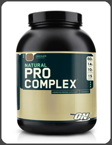 Optimum Nutrition NATURAL PRO COMPLEX, Chocolate