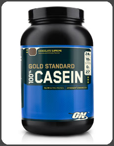 Optimum Nutrition Gold Stardard 100&#37; CASEIN, Chocolate Supreme