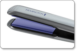 Remington S9951 Shine Therapy Frizz Control, Humidity Resistant Ceramic Flat Hairstyling Iron (One-Inch) Product Shot