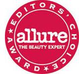 Allure Breakthrough Product Award Logo