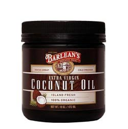 Barlean's Organic Oils Extra Virgin Coconut Oil Product Shot
