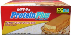 MET-Rx Protein Plus Bars Product Shot