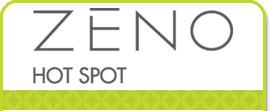 ZENO HOT SPOT Logo