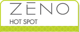ZENO HOT SPOT Logo