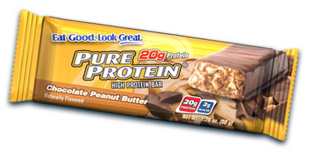 Amazon.com: Pure Protein Chocolate Peanut Butter Value Pack bars