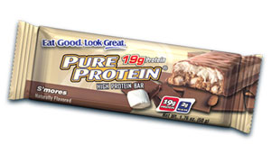 Pure Protein High Protein Bar (50 grams) - S'mores