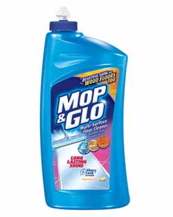MOP & GLO Triple Action Floor Shine (32 Ounces, Pack of 3) Product Shot